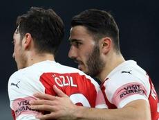 Emery gives Ozil, Kolasinac update