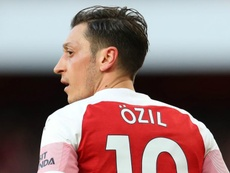 Ozil cancella i dubbi sul suo futuro. AFP