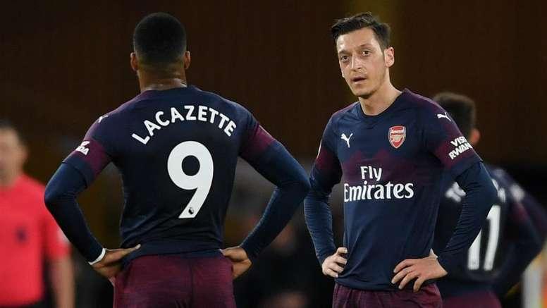 Encore une défaite pour Arsenal. Goal