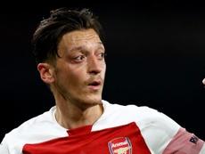 Mesut Ozil Arsenal. Goal