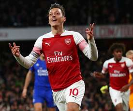 Ozil has been linked with a move. GOAL