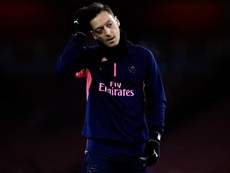 Ozil and Ramsey will miss BATE clash. GOAL