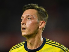 Emery hints at player exits but rules out Ozil leaving. GOAL