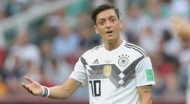 Özil diz que sempre torceu para o time alemão. Goal