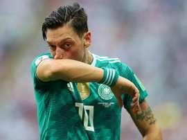 Hoeness contro Ozil. Goal