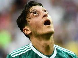 Mesut Ozil Germany World Cup. Goal