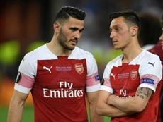 Ozil e Kolasinac out contro il Newcastle per motivi di sicurezza. Goal
