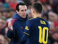 Arsenal - Mesut Özil enfin (re)lancé ? AFP