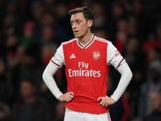 Neuer défend Özil. GOAL