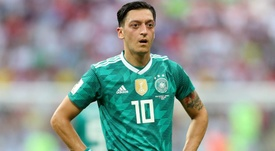 Ozil had a disappointing World Cup campaign. GOAL