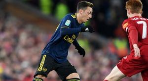 Emery praises Ozil