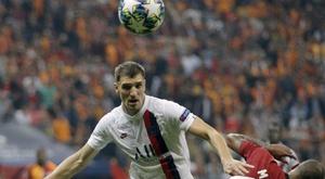Meunier praises mentally tough PSG after Galatasaray win.