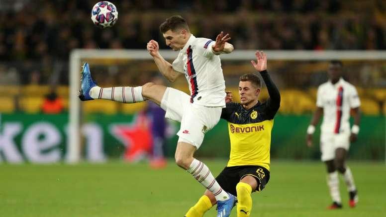 Meunier squalificato per PSG-Borussia Dortmund: 'Non sapevo di essere diffidato'. Goal