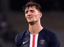 Meunier veut rest er au PSG. Goal