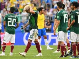 Fantasma assombra México mais uma vez. Goal
