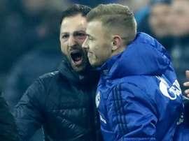 Meyer has made a claim of bullying against Schalke. GOAL