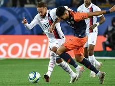 Un bon match de Neymar contre le MHSC. goal