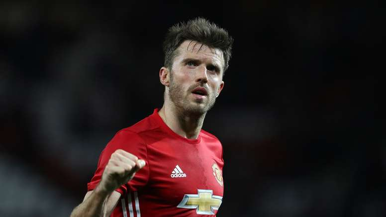 Michael Carrick belives United will keep making an effort. Goal
