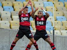 Michael aumenta ainda mais poder ofensivo do Flamengo. GOAL