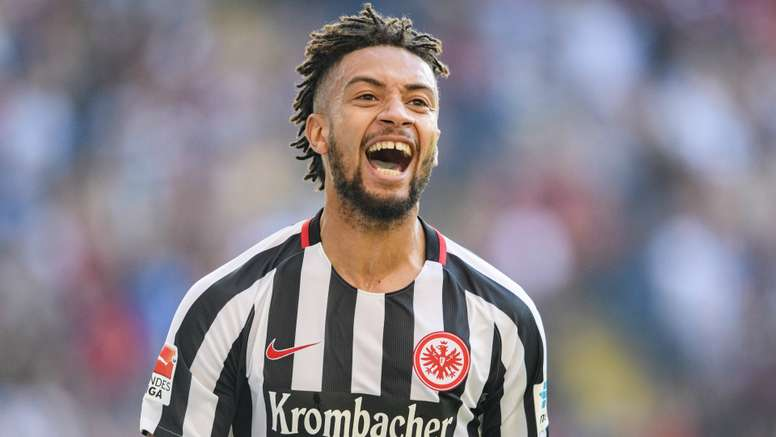 Michael Hector is currently playing for Eintracht Frankfurt. Goal