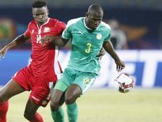 Le Sénégal de Koulibaly s'est qualifié pour les quarts de la CAN. Goal