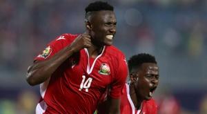Le Kenya s'impose grâce à Olunga. Goal