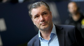 Dortmund sporting director Zorc has dismissed the notion there is unrest behind the scenes. GOAL