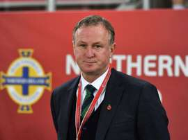 Michael O'Neill delighted with Northern Ireland record. GOAL