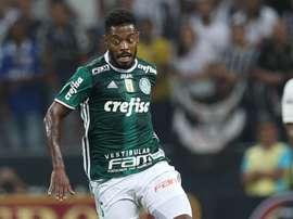 O internacional 'canarinho' não vive situação particularmente feliz no 'Verdão'. Goal