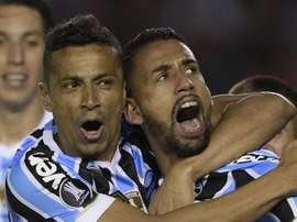 River Plate 0 x 1 Grêmio: Com gol de Michel, Tricolor bate o River na Argentina