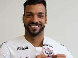 Michel Macedo - Corinthians - 8/10/2018. Goal