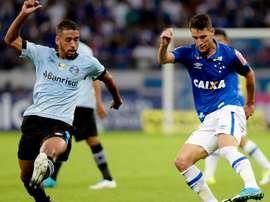 Cruzeiro 3 x 3 Grêmio: Grêmio fica duas vezes na frente, mas Cruzeiro busca o empate em grande jogo