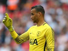 Vorm will stay under contract at the club until 2019. GOAL