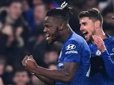 Batshuayi aime Chelsea. Goal