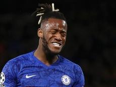 Michy Batshuayi will start Chelsea's trip to Hull City on Saturday. GOAL