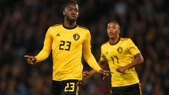 La Belgique gagne facilement en Écosse. Goal