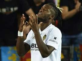 Batshuayi has scored one league goal in 11 appearances. GOAL