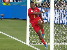Belga quer ser o 'Trave de Ouro' da Copa.Goal