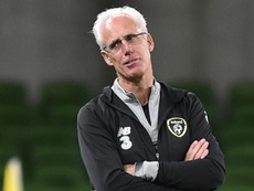 McCarthy will not extend Republic of Ireland stay beyond Euro 2020.