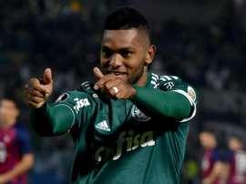Na briga por tudo, Palmeiras pode ter Bruno Henrique e Borja contra o Cruzeiro