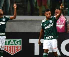 Palmeiras vence fácil.Goal