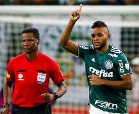 Borja está em grande no Palmeiras. Goal