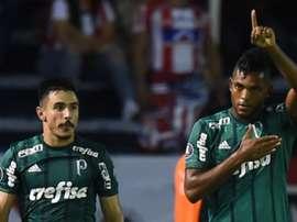 Tudo sobre Palmeiras - Alianza Lima!