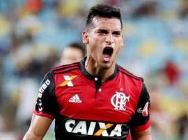 Trauco revela desejo de trocar o Flamengo pelo San Lorenzo