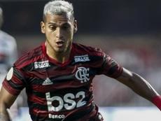 Miguel Trauco Flamengo 2019