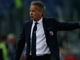 Mihajlovic will be on the sidelines for Bologna's game away to Verona. GOAL