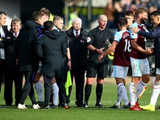 Burnley pulled off a surprise win at Turf Moor. GOAL