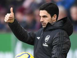 Arteta refuse de renoncer à l'ambition d'Arsenal. GOAL