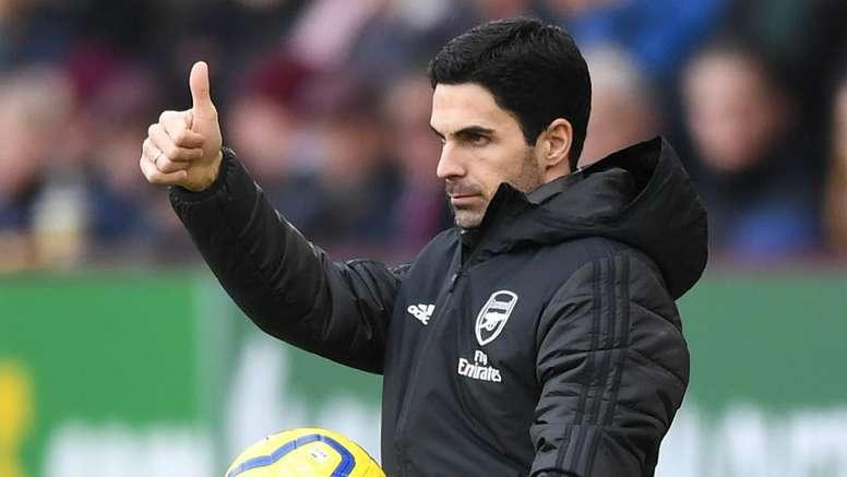 Arteta refuse de renoncer à l'ambition d'Arsenal. GOAL