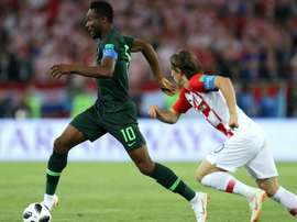 Mikel is still confident of Nigeria's chances of progressing. GOAL